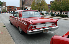 1962 Mercury Comet Coupe