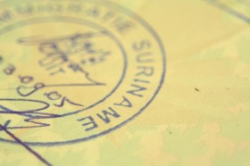 Passport stamp, by madmack / Flickr. cc-by-2.0
