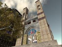 Cathedral in Second Life