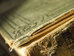 old book by Thalita Carvalho | Flickr | cc:by